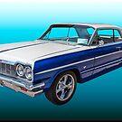 1964 Chevrolet Impala by Bryan D. Spellman