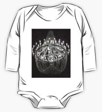 The Chandelier From An Underground Cathedral in Poland One Piece - Long Sleeve
