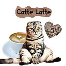 Catte Latte - for the love of coffee and cats! by deannamill2287