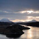 winter sunrise by Mitch  McFarlane