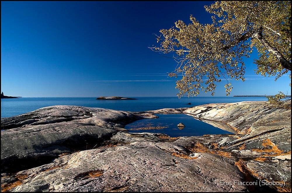 Katherine Cove, Lake Superior Provincial Park, Ontario Canada by Eros Fiacconi (Sooboy)