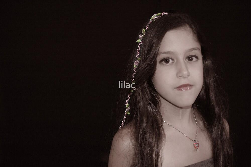 Osher's Birthday- Mia by lilac