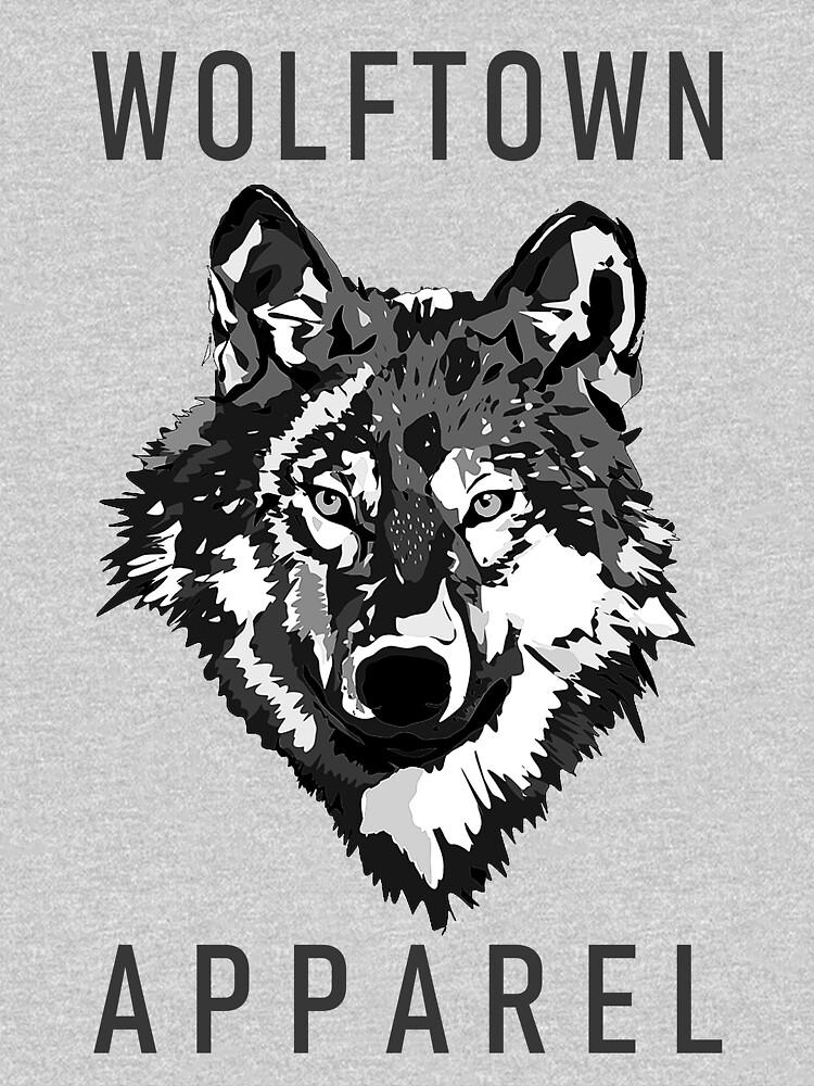 Wolftown 2 by danbadgeruk