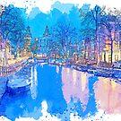 «Noche de amsterdam» de John Novis