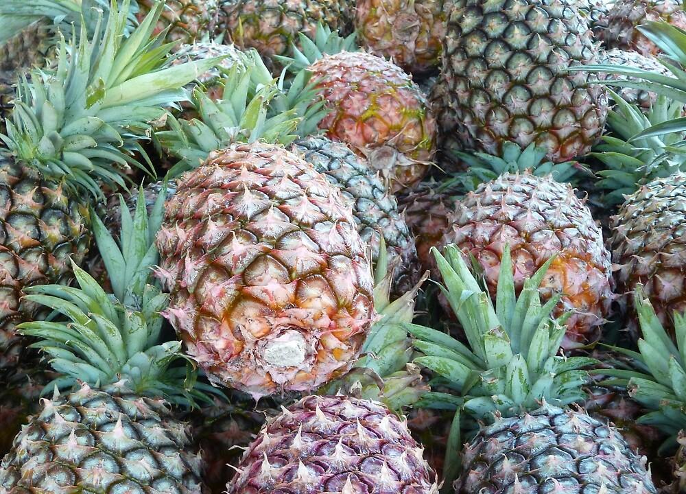 Pineapple Crush by TonyCrehan