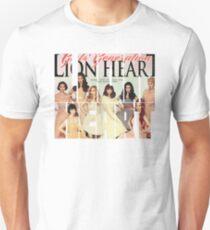 Girls' Generation (SNSD) 'Lion Heart' Unisex T-Shirt