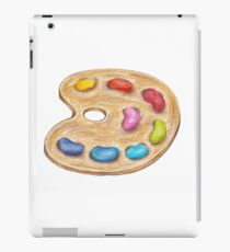 art palette iPad Case/Skin