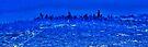 Chicago Winter Landing by Nigel Fletcher-Jones