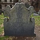 King's Chapel Burying Ground . by Lee d'Entremont