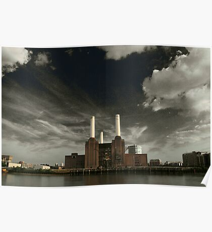 The Power Station Poster