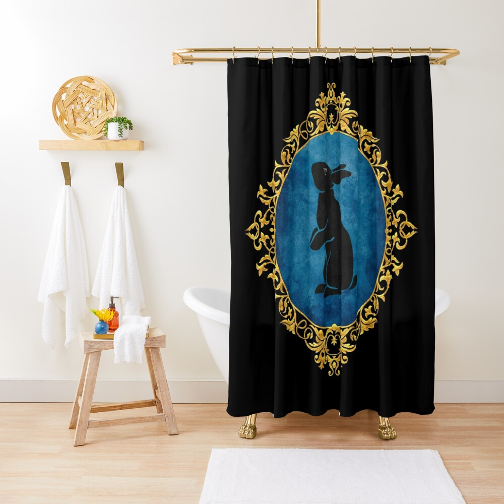 Potter House Shower Curtain