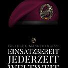 Fallschirmjäger - Einsatzbereit, jederzeit, weltweit (Deutsch) by nothinguntried