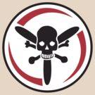 B-24D 512th BS, 376th BG Emblem by warbirdwear
