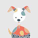 Cheeky Dog by Glynnis Owen