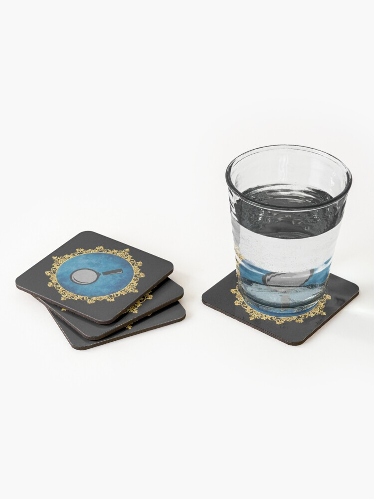 Alternate view of Doyle House Coasters (Set of 4)