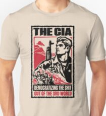 CIA 3rd World Unisex T-Shirt