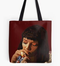 Pulp Fiction - Mia Wallace Tote Bag