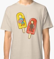 Super Soldier Ice Pops Classic T-Shirt