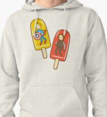 Super Soldier Ice Pops Pullover Hoodie