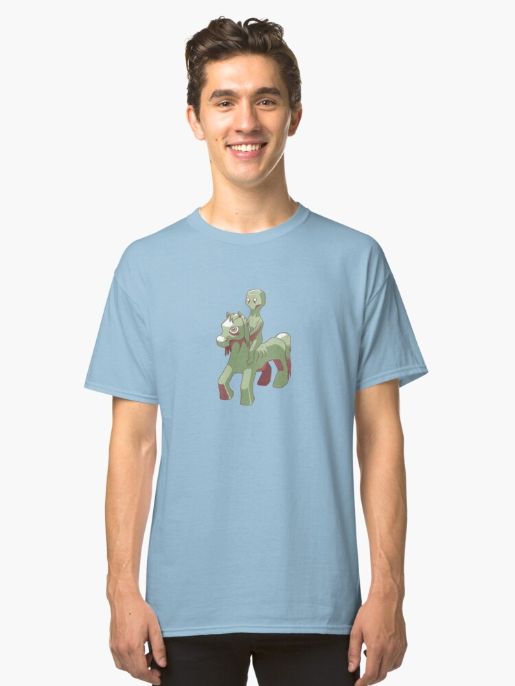 MLA - Famine Classic T-Shirt Front