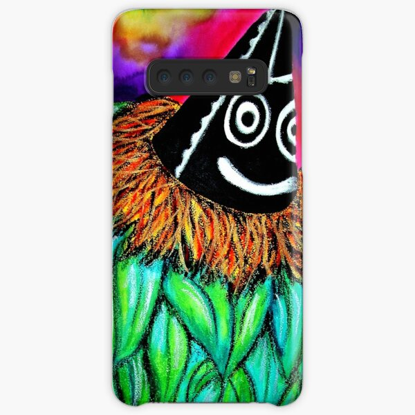 #246 - NATHALIE LE RICHE - ART and GIFTS - ENB TRIBE PNG - The Colourful Duk Duk Samsung Galaxy Snap Case