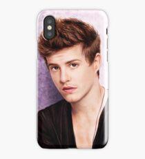 Xavier Samuel - Riley Biers Twilight iPhone Case/Skin