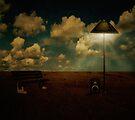 Illuminated silence by Nathalie Chaput
