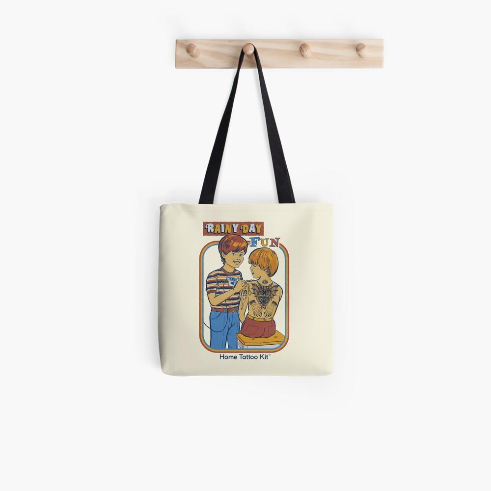 Rainy Day Fun Tote Bag