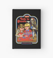Let's Talk to Ghosts Hardcover Journal