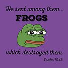 Frogs to Destroy Them by GreatAwokening