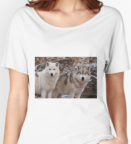 Double Trouble Women's Relaxed Fit T-Shirt