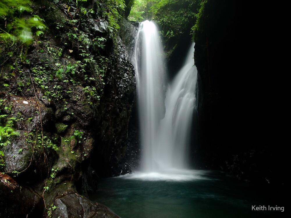 Git Git Waterfalls by Keith Irving