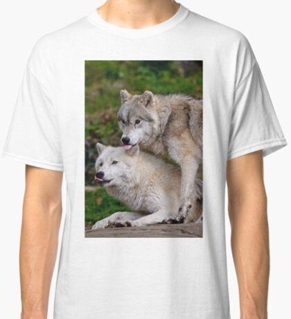 Double Raspberry  Classic T-Shirt