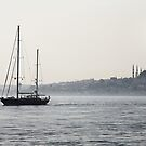 Eastern Sailing by Can Berkol