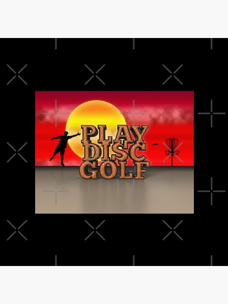 Jugar Disc Golf de perkinsdesigns