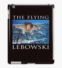 The Flying Lebowski iPad Case/Skin