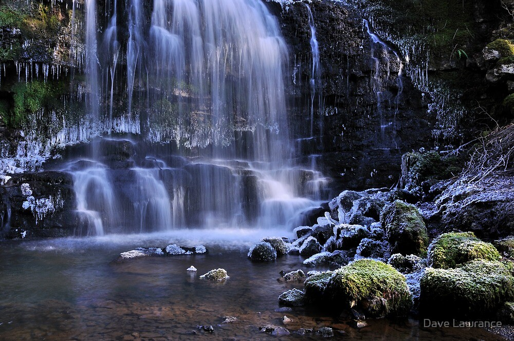Scaleber Force - The Yorkshire Dales by Dave Lawrance