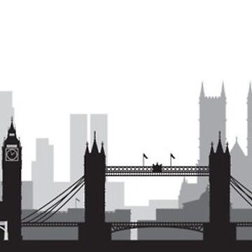 «Le London BIG Skyline» par AleCampa