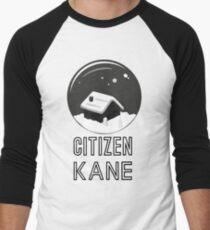 Citizen Kane by burro II Men's Baseball ¾ T-Shirt