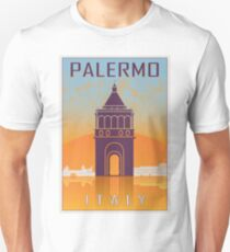 Palermo vintage poster T-Shirt