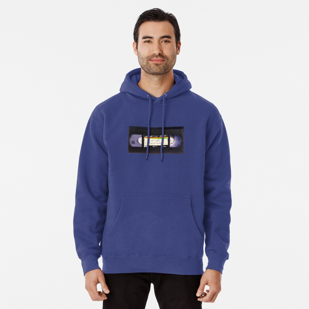 Mr Biffo's VHS Tape Pullover Hoodie
