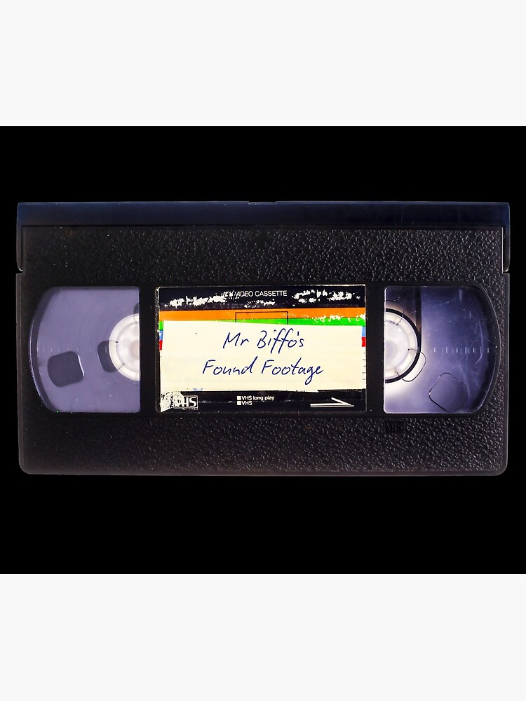 Mr Biffo's VHS Tape by Digitiser