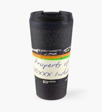 Property of Xenoxxx VHS Travel Mug