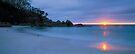 Sunrise - Little Waterloo Bay by Travis Easton