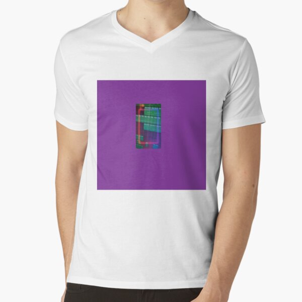 Soundscape 1989 - Artwork V-Neck T-Shirt
