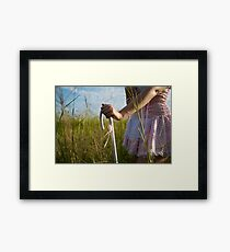 Little Bo-Peep Framed Print