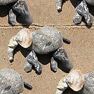 The Elephant Parade by ShorelineSally