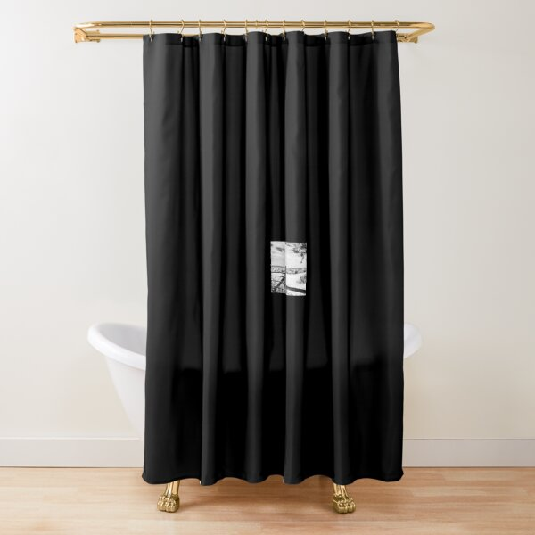 Air and Echoes - Artwork Shower Curtain