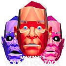 Goujon John Tri-Head by Digitiser