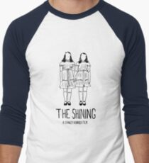 Stanley Kubrick's Twins Men's Baseball ¾ T-Shirt